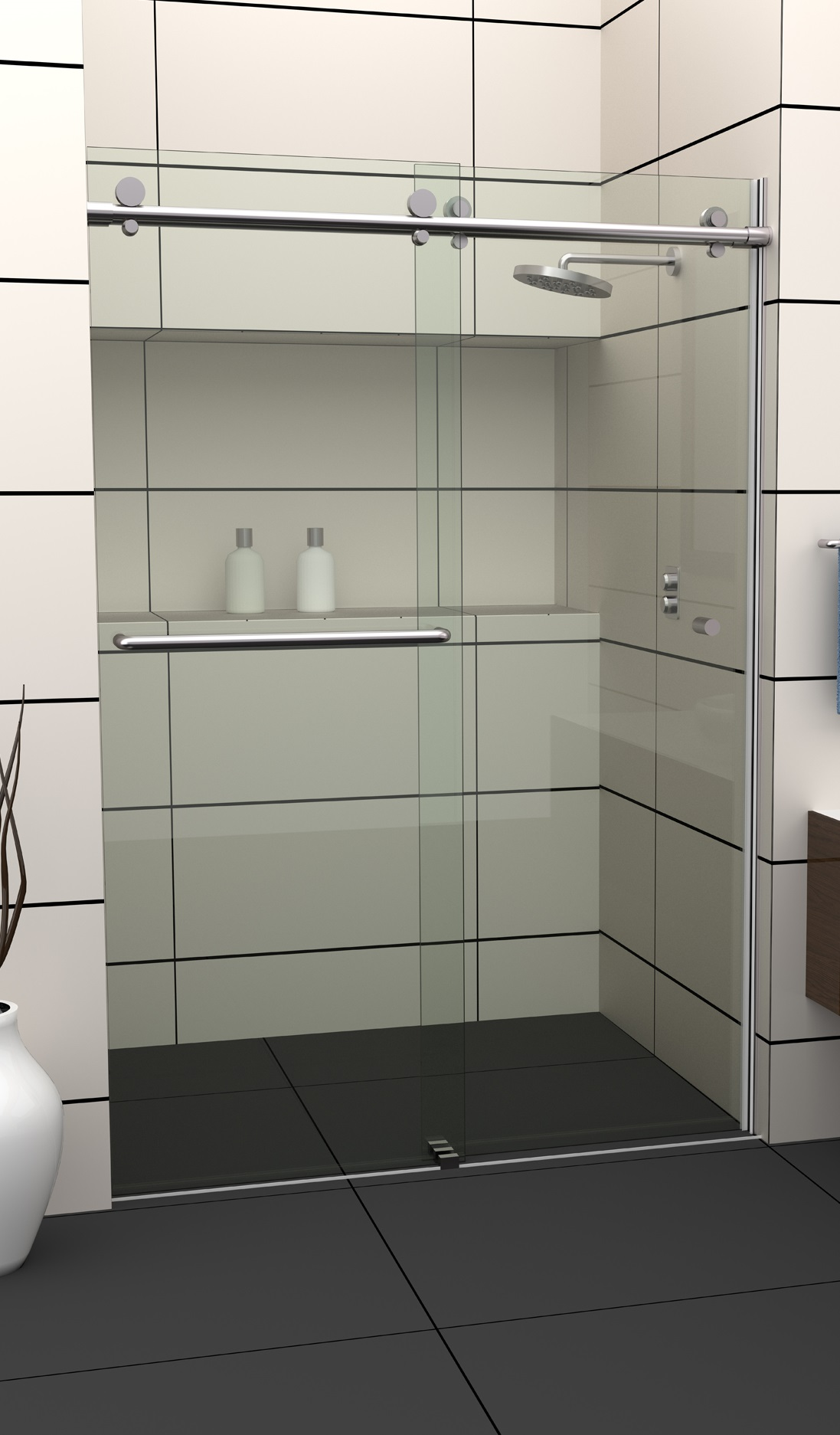 All Pro Glass and Screen - Glass Store, Shower Doors